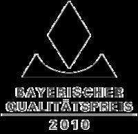 Bayrischer Qualitätspreis 2010